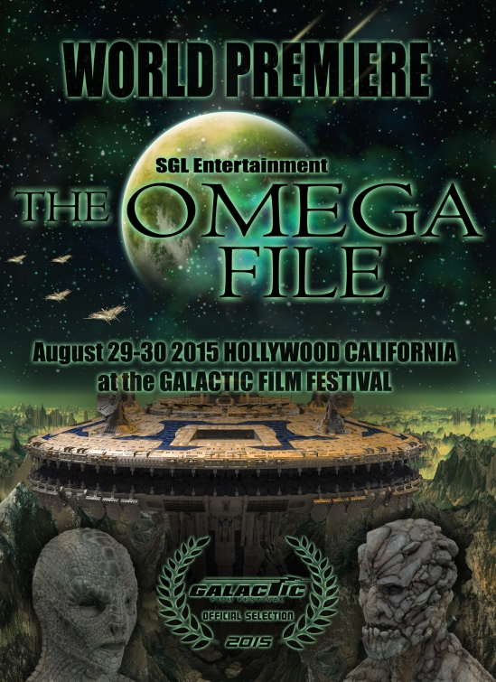 The Omega File World Premiere